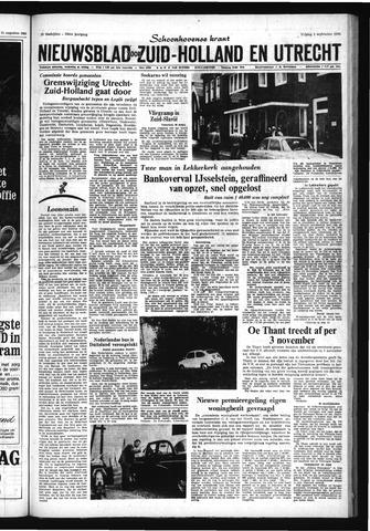 Schoonhovensche Courant 1966-09-02