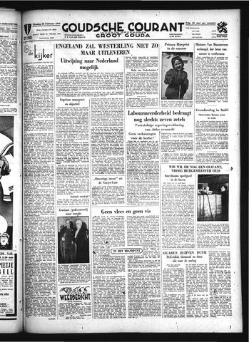 Goudsche Courant 1950-02-28