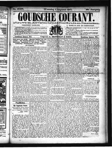 Goudsche Courant 1917-08-01