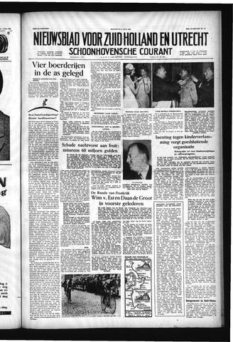 Schoonhovensche Courant 1957-07-03