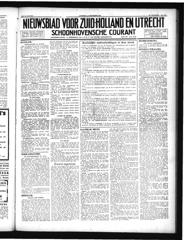 Schoonhovensche Courant 1946-09-18