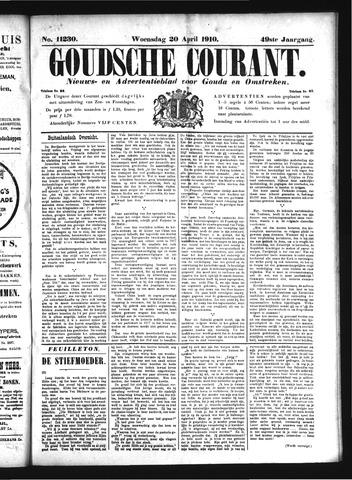 Goudsche Courant 1910-04-20