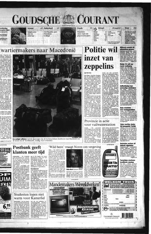 Goudsche Courant 2001-08-23