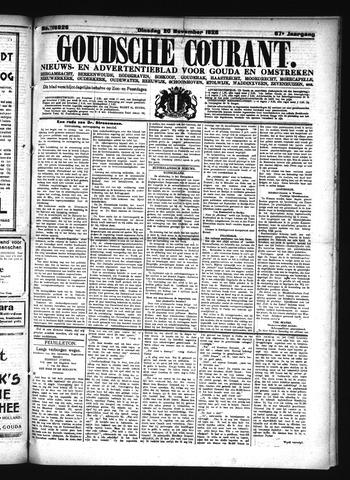 Goudsche Courant 1928-11-20