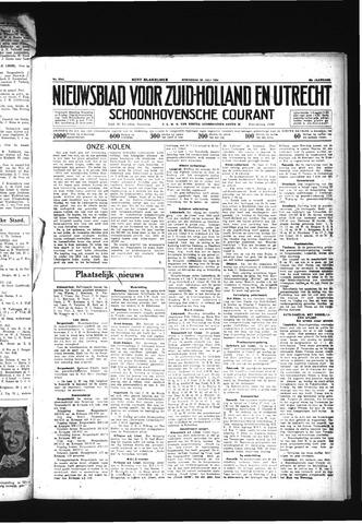 Schoonhovensche Courant 1934-07-25