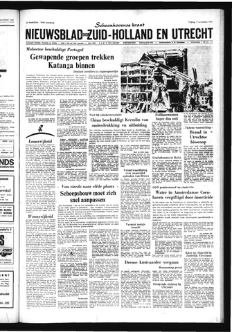 Schoonhovensche Courant 1967-11-03
