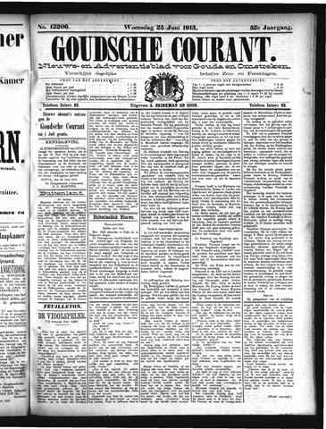 Goudsche Courant 1913-06-25