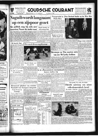 Goudsche Courant 1954-03-08
