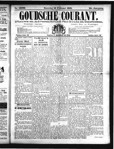 Goudsche Courant 1913-02-15