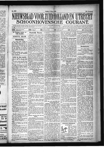 Schoonhovensche Courant 1928-03-02