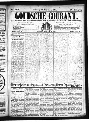 Goudsche Courant 1911-09-30