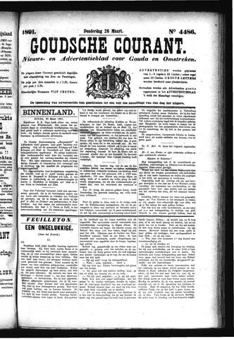 Goudsche Courant 1891-03-26