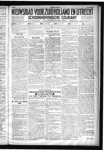 Schoonhovensche Courant 1931-05-04