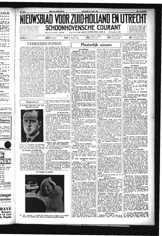 Schoonhovensche Courant 1934-06-18