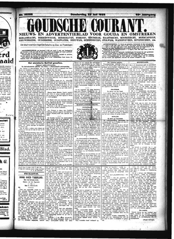 Goudsche Courant 1926-07-22