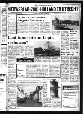 Schoonhovensche Courant 1979-04-20