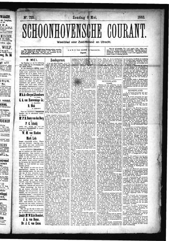Schoonhovensche Courant 1883-05-06