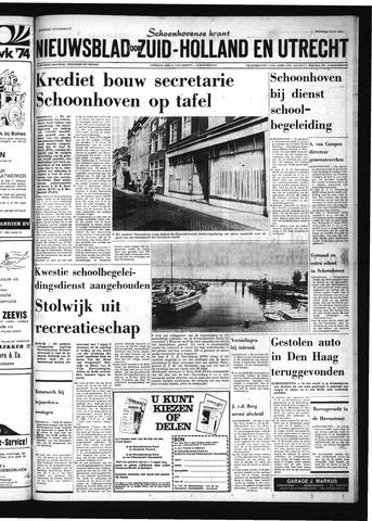 Schoonhovensche Courant 1974-06-19