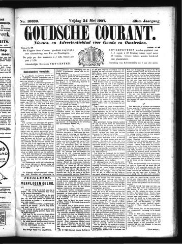 Goudsche Courant 1907-05-24