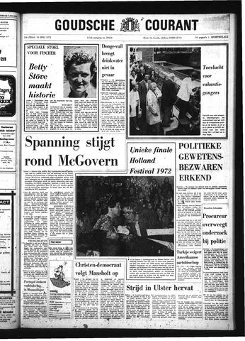 Goudsche Courant 1972-07-10