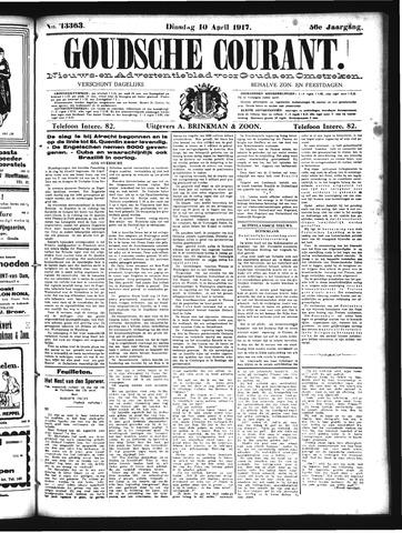 Goudsche Courant 1917-04-10