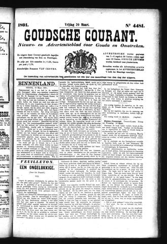 Goudsche Courant 1891-03-20