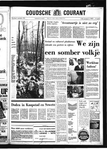 Goudsche Courant 1976-09-08