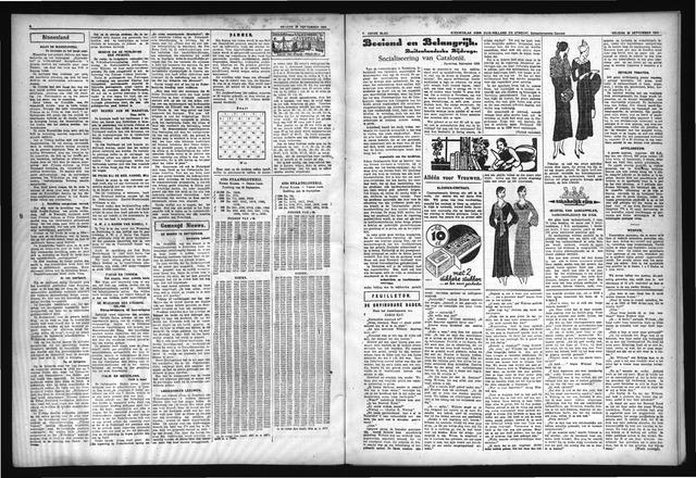 Schoonhovensche Courant 1936-09-25