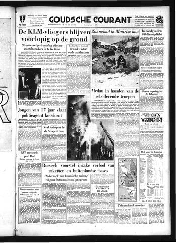 Goudsche Courant 1958-03-17