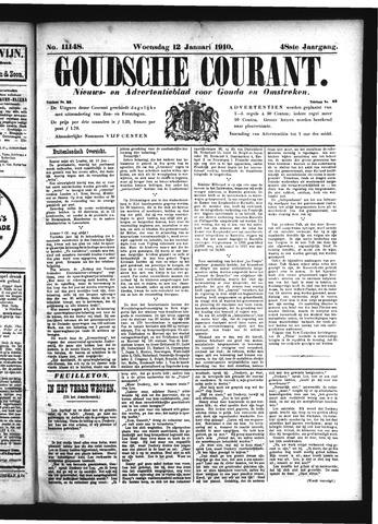 Goudsche Courant 1910-01-12