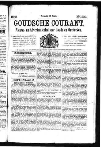 Goudsche Courant 1873-03-26
