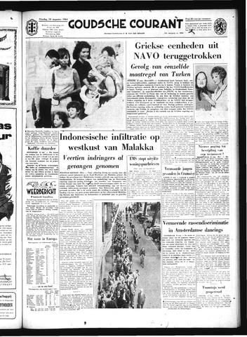 Goudsche Courant 1964-08-18