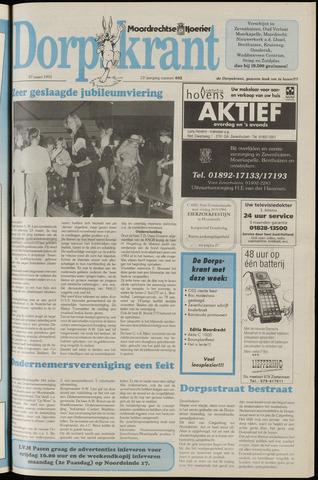Dorpskrant 1991-03-27