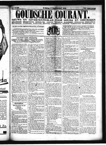 Goudsche Courant 1931-09-11