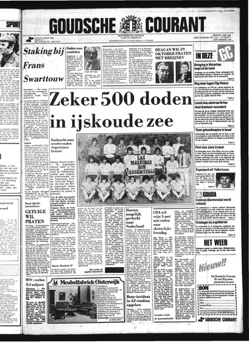 Goudsche Courant 1982-05-04
