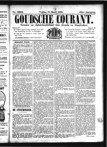 Goudsche Courant 1910-03-18