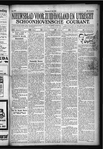 Schoonhovensche Courant 1928-05-21