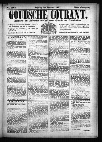 Goudsche Courant 1897-01-29