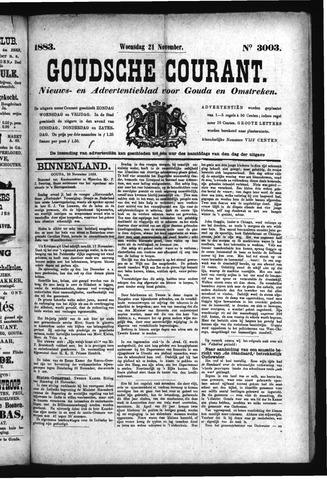 Goudsche Courant 1883-11-21