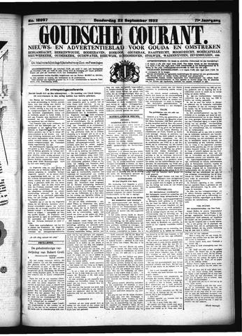 Goudsche Courant 1932-09-22