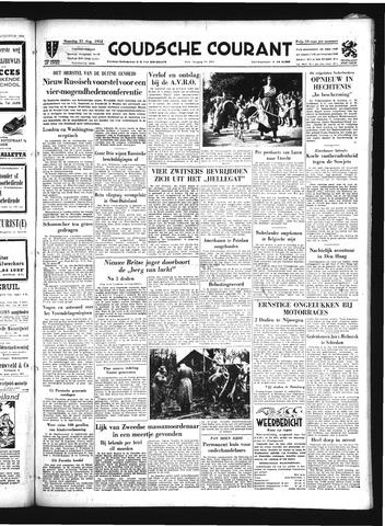 Goudsche Courant 1952-08-25