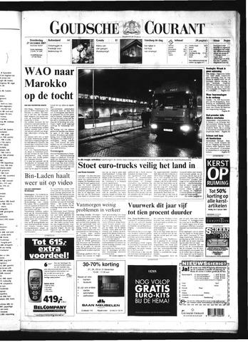 Goudsche Courant 2001-12-27