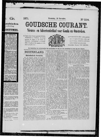 Goudsche Courant 1871-11-29