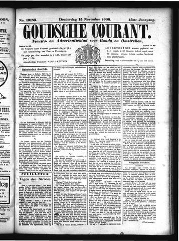 Goudsche Courant 1906-11-15