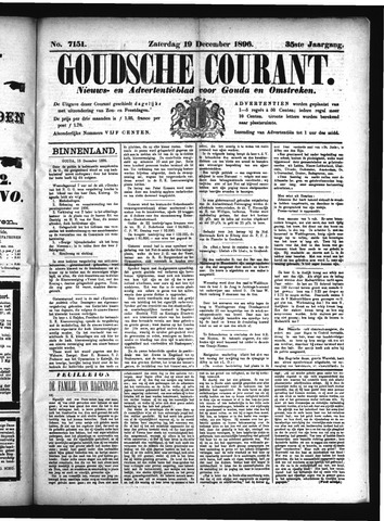 Goudsche Courant 1896-12-19