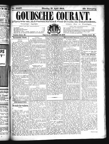 Goudsche Courant 1914-04-21