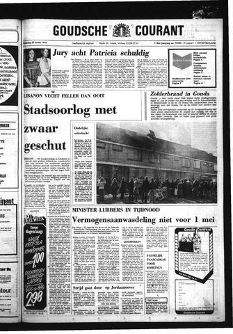 Goudsche Courant 1976-03-22