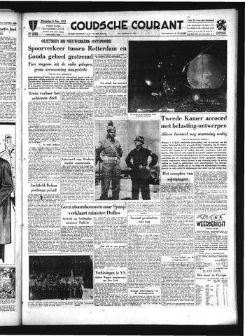 Goudsche Courant 1953-11-04