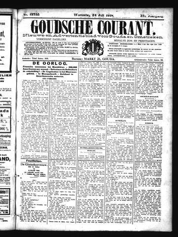 Goudsche Courant 1918-07-24