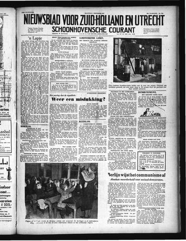 Schoonhovensche Courant 1948-12-06
